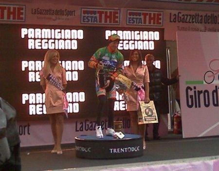 Giro 2008 Pampeago