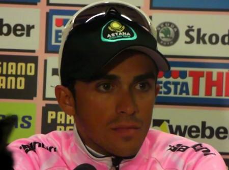 Alberto Contador Rosa