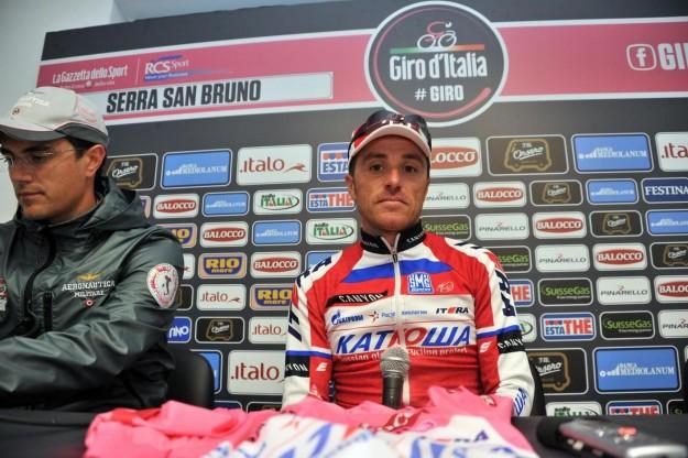 Conferenza stampa quarta tappa Giro 2013 (9)