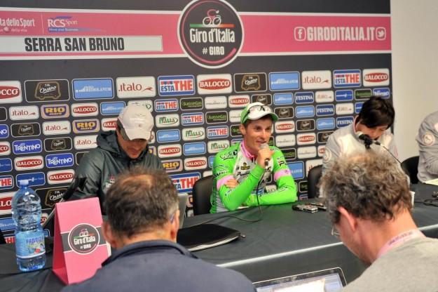 Conferenza stampa quarta tappa Giro 2013 (13)