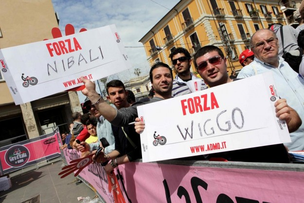 Quinta tappa Giro d'Italia 2013 (2)