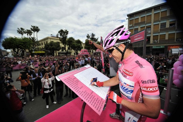 Quinta tappa Giro d'Italia 2013