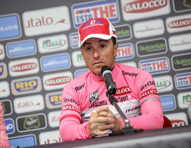 Giro d'Italia 2013, conferenza stampa quinta tappa