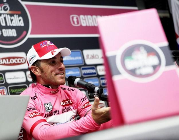 Giro d'Italia 2013, conferenza stampa quinta tappa (3)