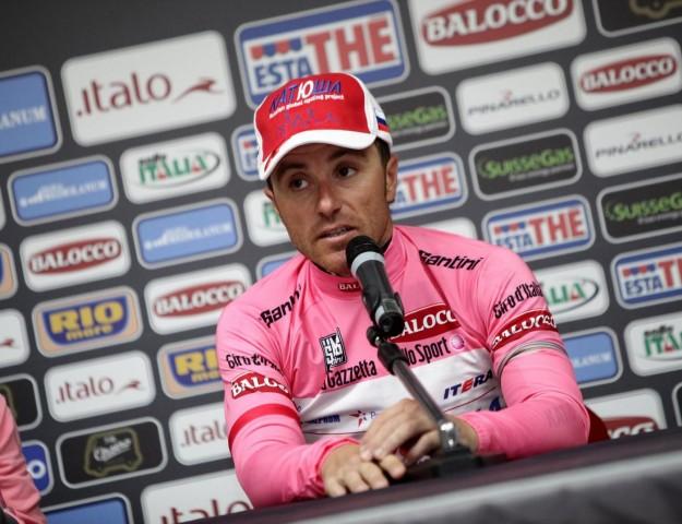 Giro d'Italia 2013, conferenza stampa quinta tappa (4)