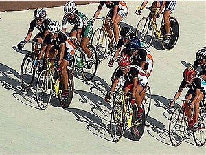 Ciclismo Pista