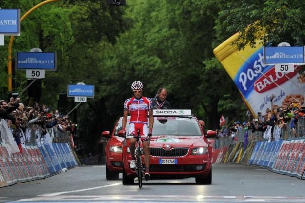 Nona tappa Giro d'Italia 2013