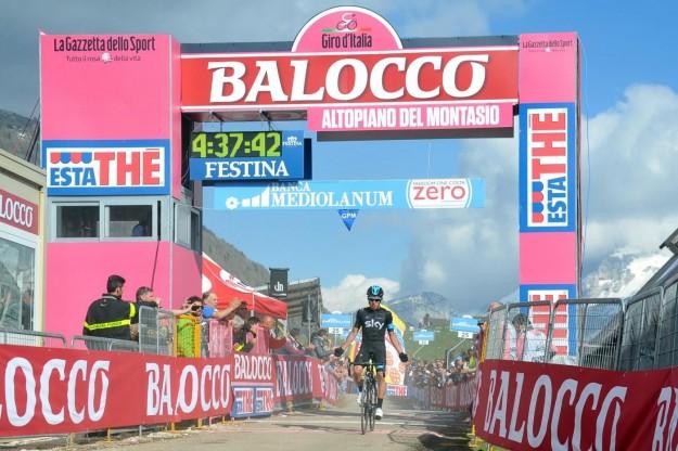 Giro d'Italia 2013, Altopiano del Montasio - 11