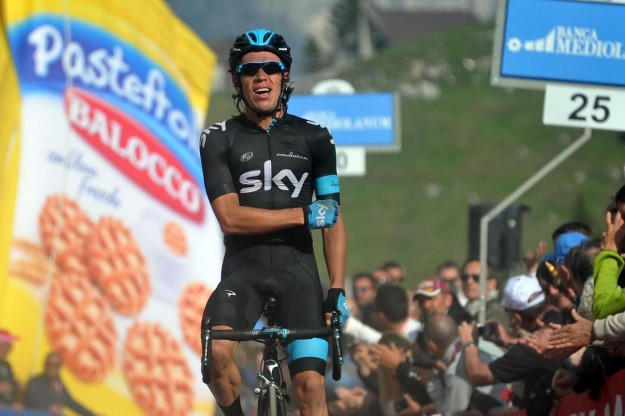 Giro d'Italia 2013, Altopiano del Montasio - 12