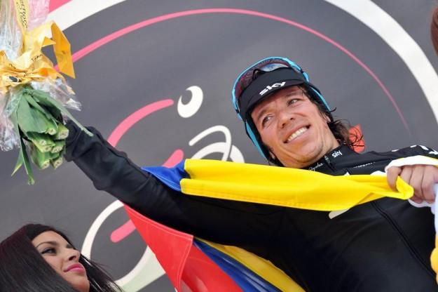 Giro d'Italia 2013, Altopiano del Montasio - 14