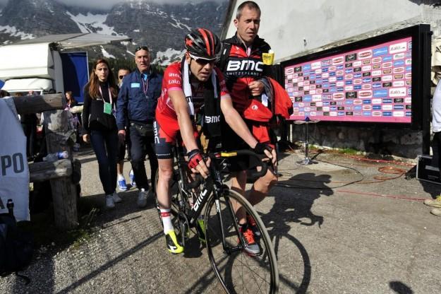 Giro d'Italia 2013, Altopiano del Montasio - 26