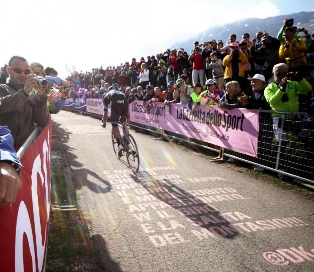 Giro d'Italia 2013, Altopiano del Montasio - 40