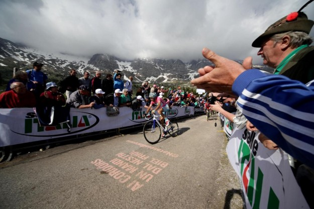 Giro d'Italia 2013, Altopiano del Montasio - 44