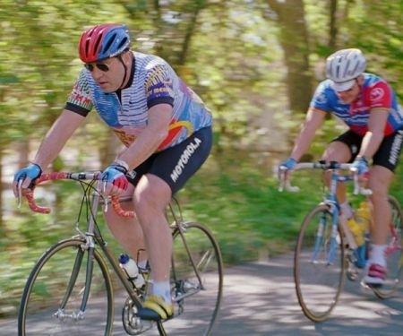 Armstrong vince anche la crono coppie
