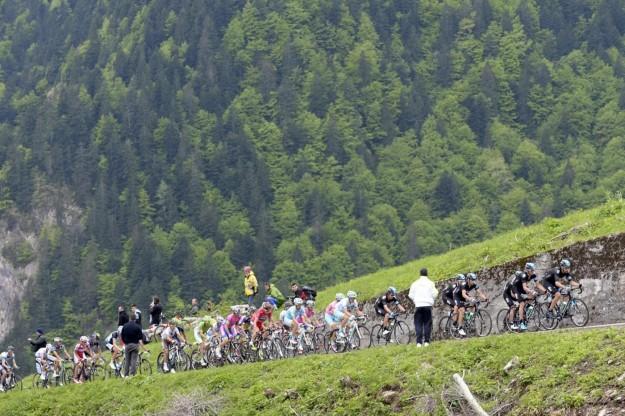 Giro d'Italia 2013, Altopiano del Montasio - 55