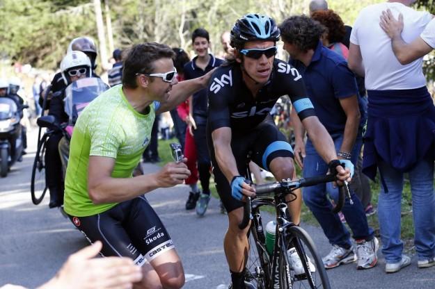 Giro d'Italia 2013, Altopiano del Montasio - 61
