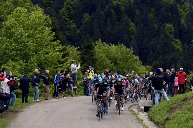 Giro d'Italia 2013, Altopiano del Montasio - 62