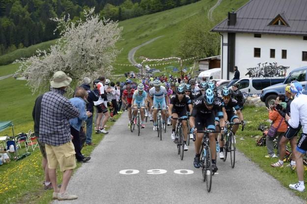 Giro d'Italia 2013, Altopiano del Montasio - 75