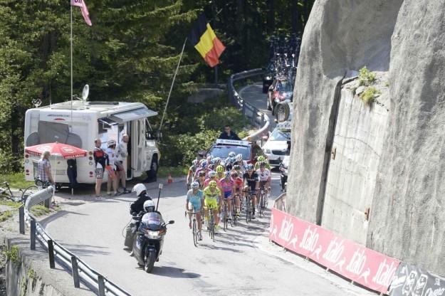 Giro d'Italia 2013, Altopiano del Montasio - 87