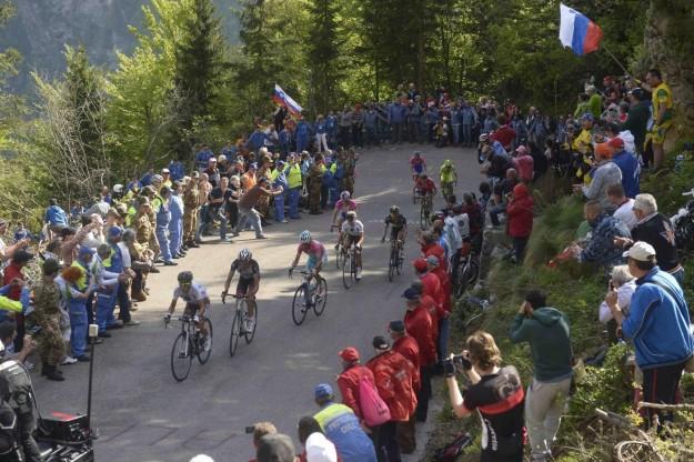 Giro d'Italia 2013, Altopiano del Montasio - 95