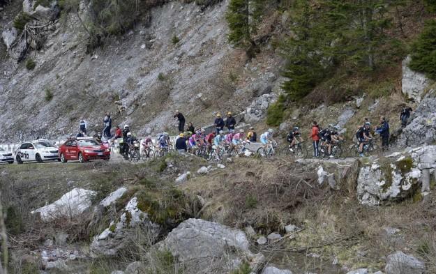 Giro d'Italia 2013, Altopiano del Montasio - 96