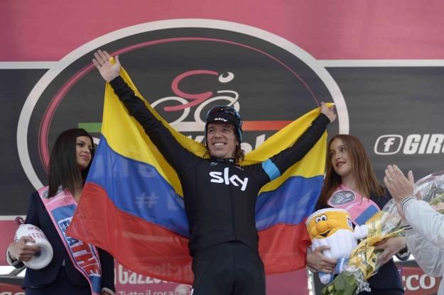 Giro d'Italia 2013, Altopiano del Montasio - 99