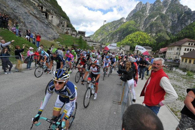 Giro d'Italia 2013 sul Vajont - 05
