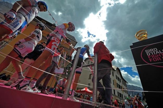 Giro d'Italia 2013 sul Vajont - 12