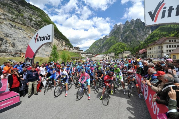 Giro d'Italia 2013 sul Vajont - 13