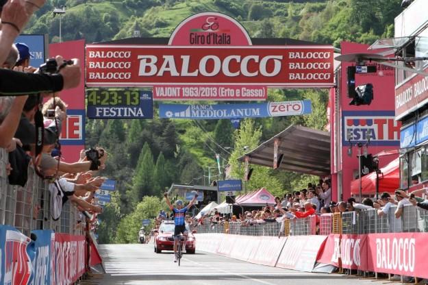 Giro d'Italia 2013 sul Vajont - 44