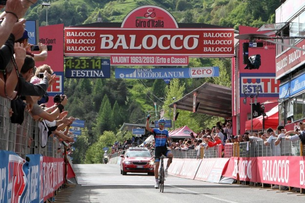 Giro d'Italia 2013 sul Vajont - 45