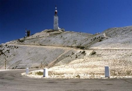 Mont Ventoux Salita