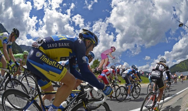 Giro d'Italia 2013 sul Vajont - 52