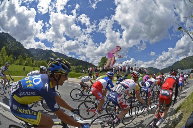 Giro d'Italia 2013 sul Vajont - 53