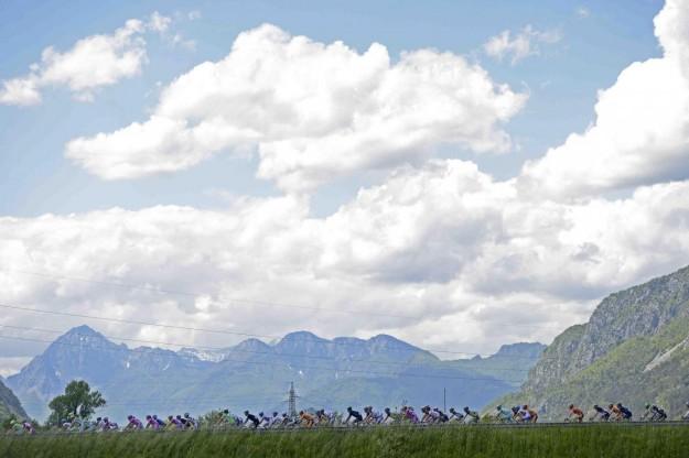 Giro d'Italia 2013 sul Vajont - 56
