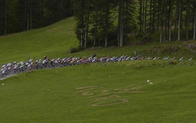 Giro d'Italia 2013 sul Vajont - 68