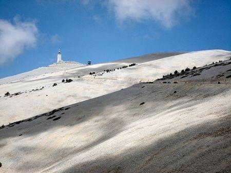 Mont Ventoux Provenza