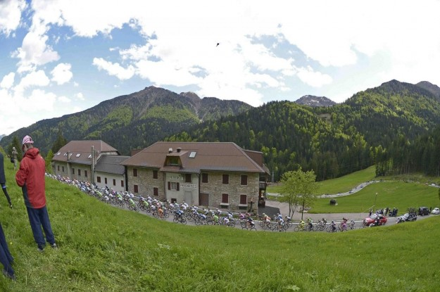 Giro d'Italia 2013 sul Vajont - 71