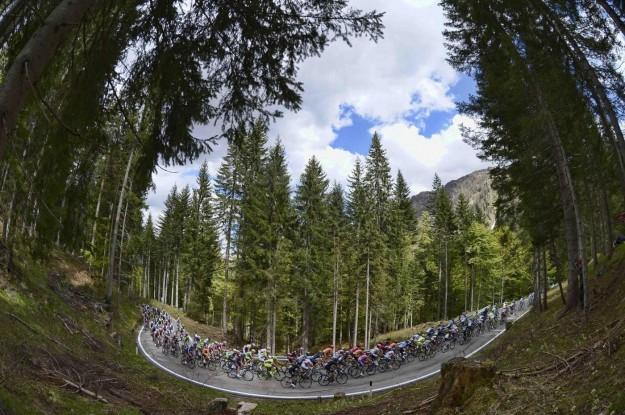 Giro d'Italia 2013 sul Vajont - 76