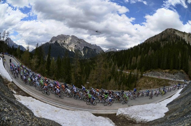 Giro d'Italia 2013 sul Vajont - 77