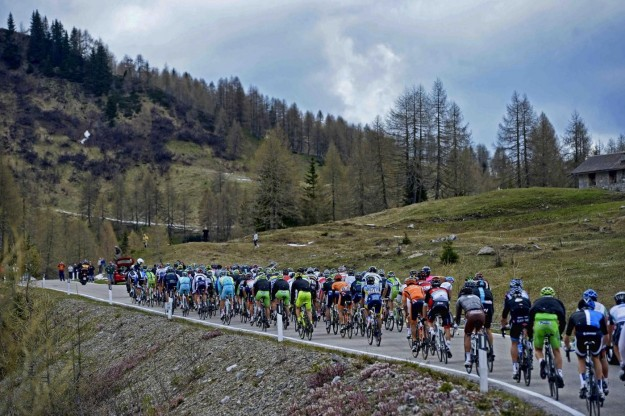 Giro d'Italia 2013 sul Vajont - 80