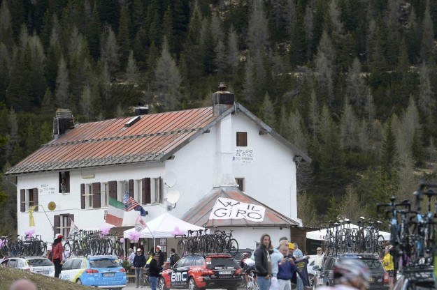 Giro d'Italia 2013 sul Vajont - 82