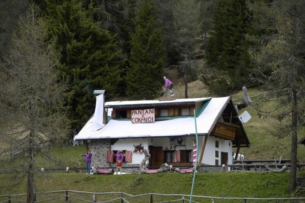 Giro d'Italia 2013, tappa del Vajont