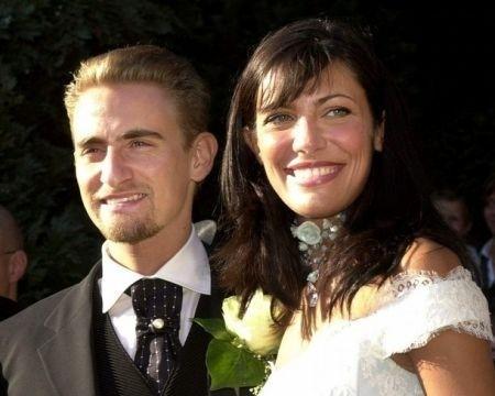 Frank Vandenbroucke matrimonio