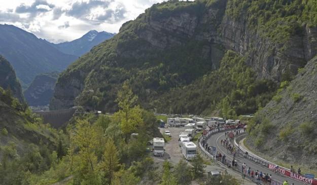 Giro d'Italia 2013 sul Vajont - 99