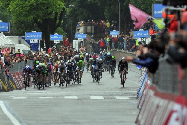 Giro d'Italia 2013, arrivo a Treviso - 43