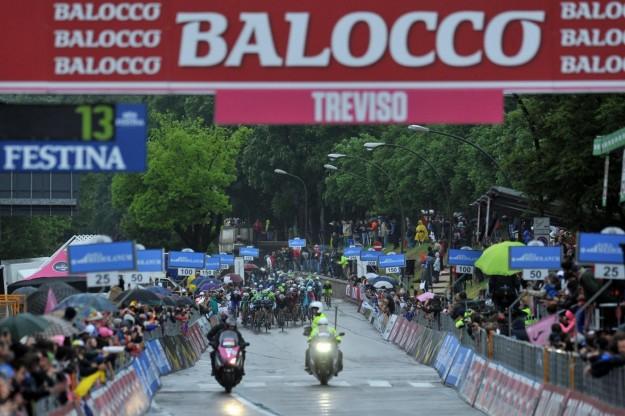 Giro d'Italia 2013, arrivo a Treviso - 53