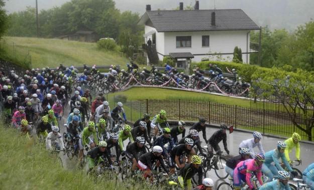 Giro d'Italia 2013, arrivo a Treviso - 61
