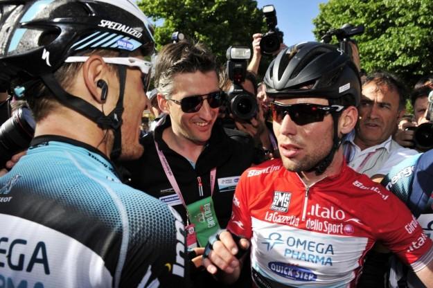 Giro d'Italia 2013, arrivo a Cherasco - 14