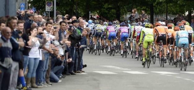 Giro d'Italia 2013, arrivo a Cherasco - 42